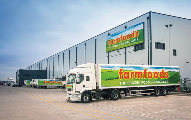Delta Properties secured deals with CHEP in 2012 and Farmfoods in 2014